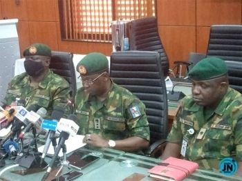 Be at alert, deal decisively with any attack in your duty locations – Buratai charges Soldiers
